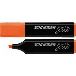 Zvýrazňovač SCHNEIDER Job 150 oranžový