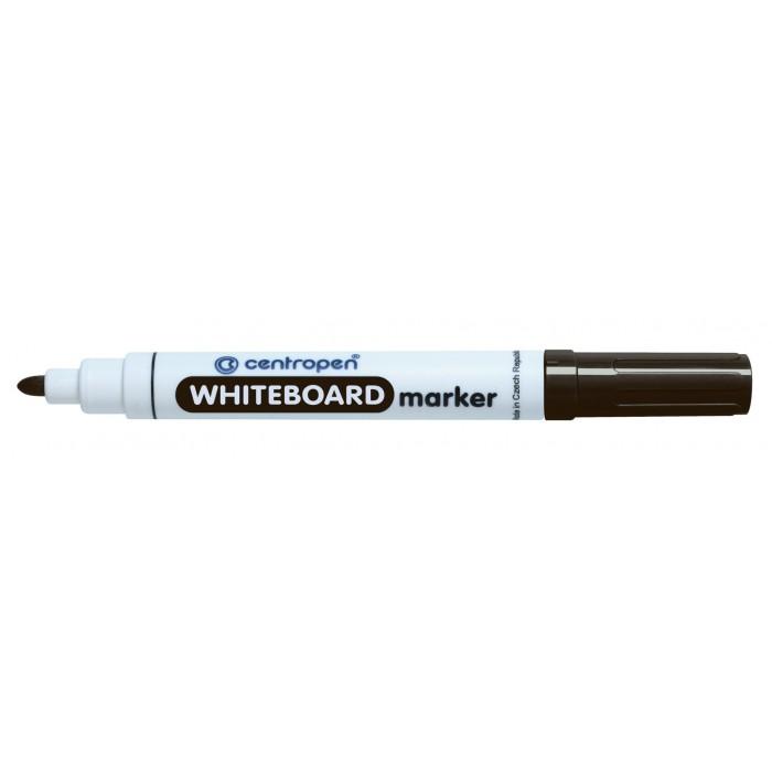 Centropen 8559 značkovač čierny na stierateľné biele tabule