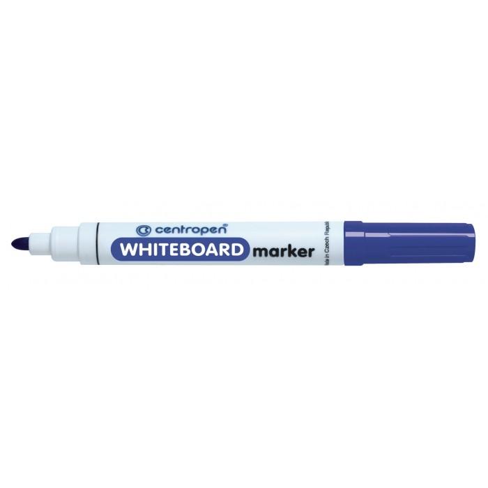 Centropen 8559 značkovač modrý na stierateľné biele tabule