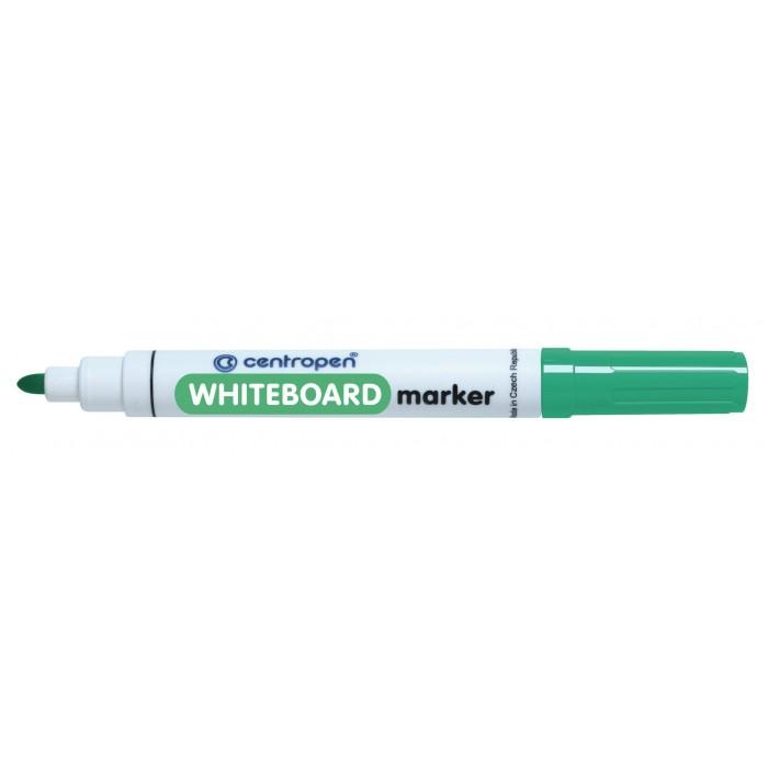 Centropen 8559 značkovač zelený na stierateľné biele tabule