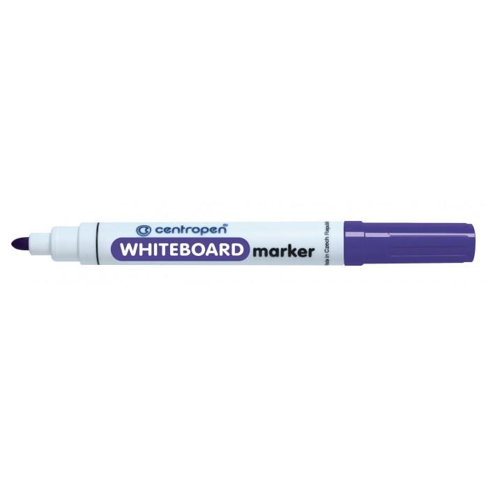 Centropen 8559 značkovač fialový na stierateľné biele tabule