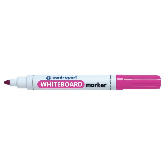 Centropen 8559 značkovač ružový na stierateľné biele tabule