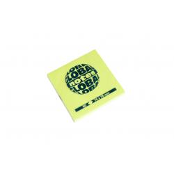Blok samolepiaci 75x75/80ls. neón zelený