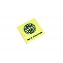 Blok samolepiaci 75x75/80ls. neón žltý