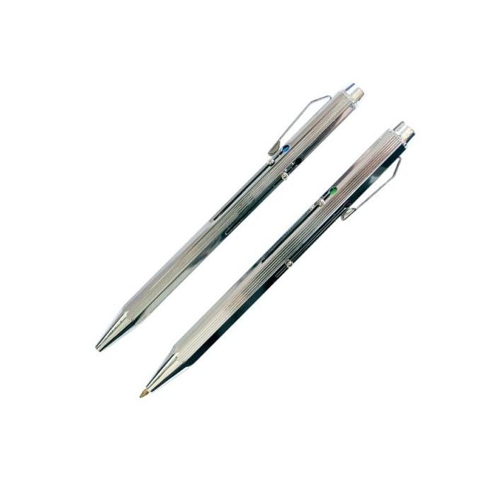 Pero guľôčkové 4-fareb.VISKONT kovové