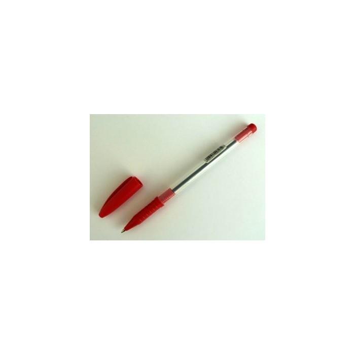 Pero guľôčkové jednorazové SPOKO 0115 červené