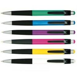 Pero guľôčkové SPOKO 0112, 0,7mm, mix farieb